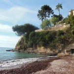 Strand Roquebrune