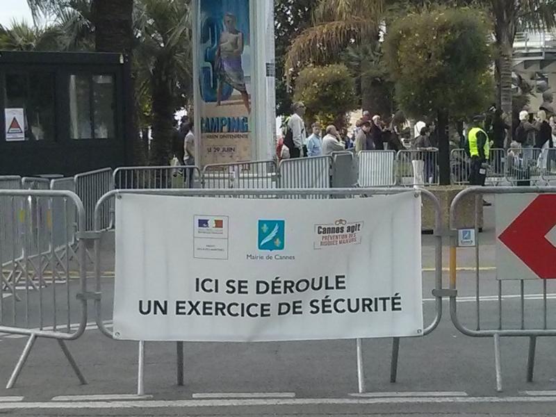 exercice de securite