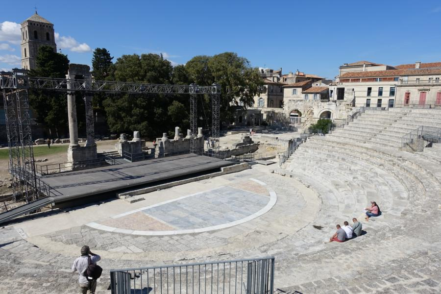 Amphiteater Arles