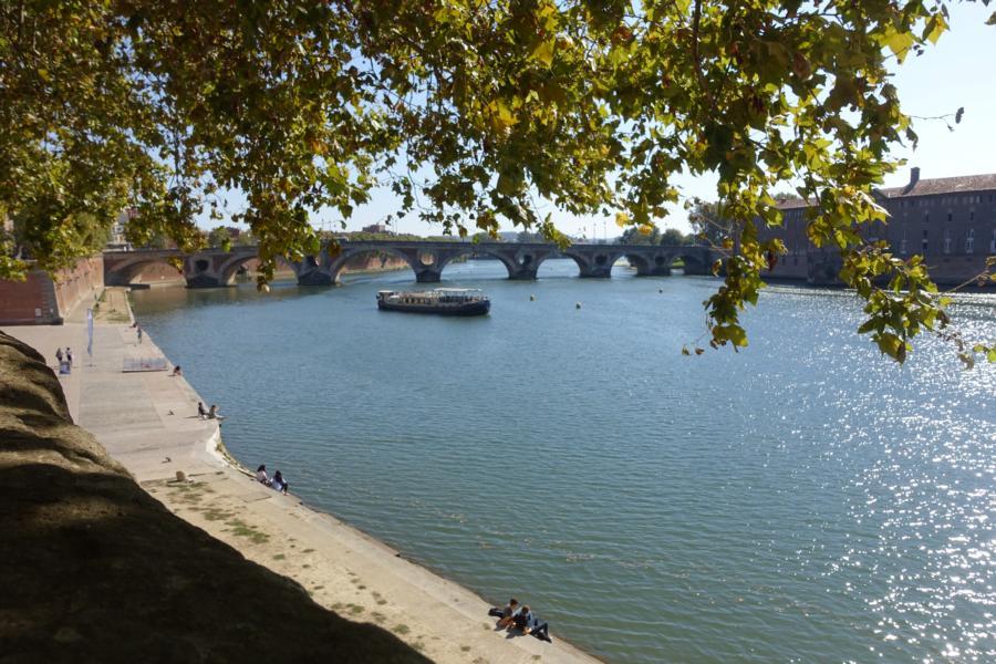 Garonne Ufer
