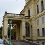 Auffahrt Villa Rothschild