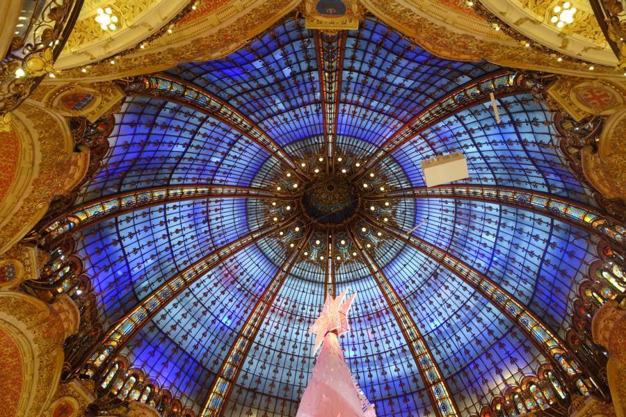 Kuppel Galerie Lafaytte