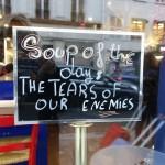 soupe de tears