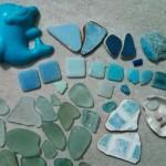 Fundsachen Blau