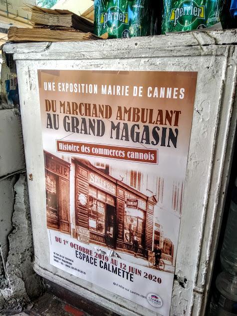 Au fil des mots | à Cannes